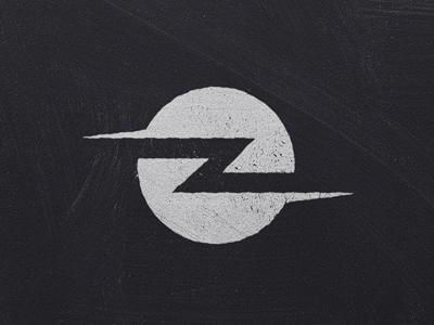 Dr. Z superhero letter logo letter z z logo
