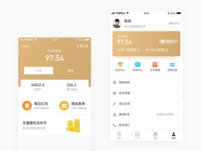 Financial UI 3