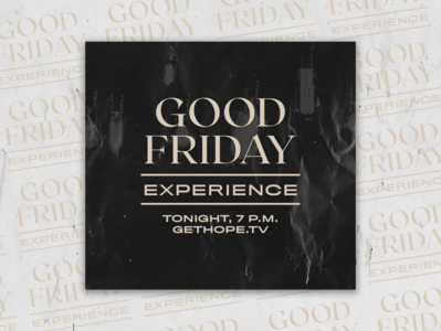 Good Friday Experience // V. 2