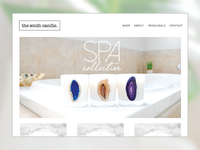 Spa Collection - The South Candle