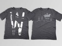 The Well T-Shirt Design