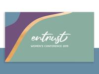 Entrust - Women's Conference