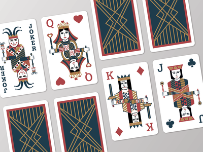 House of Cards / Illusion of the Perfect Family / Deck of Cards