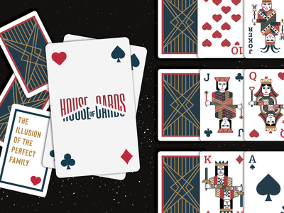 House of Cards / Illusion of the Perfect Family / Final