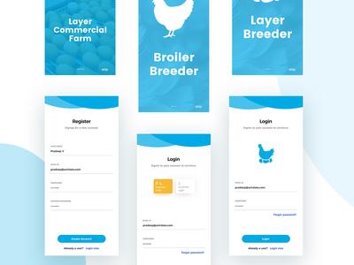 Poultry Farm App
