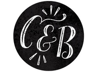 Cider Black Monogram