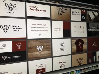 Branding Display