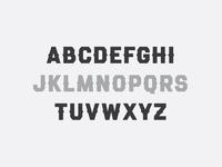 Roundball Typeface