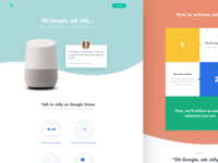 Ask Jelly For Google Home