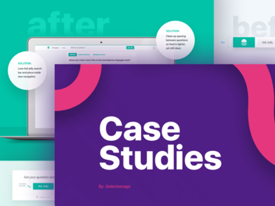 Jelly Case Study question ask ui before nav feed jelly study case