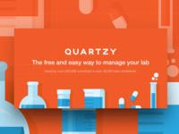 Facebook Ads for Quartzy