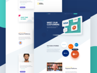 Scaphold Case Study Landing Page