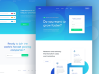 TOPO Landing Page Preview