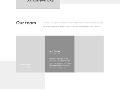 WireFrame Before & After for FMBM accessibility mobility application startups interface ui details design website landing page fmbm wireframe