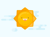 Sun Placeholder Icon
