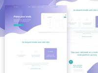 Primer Landing Page