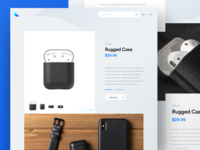 Spree Product Page Mock Up