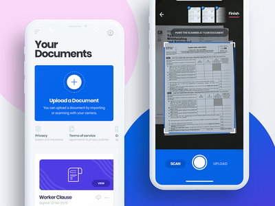 DoNotPay Document Scanner Preview ios upload edit website scan crop documents design scanner