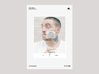 Poster day 4 - Mac Miller