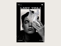 Poster day 6 - LANY