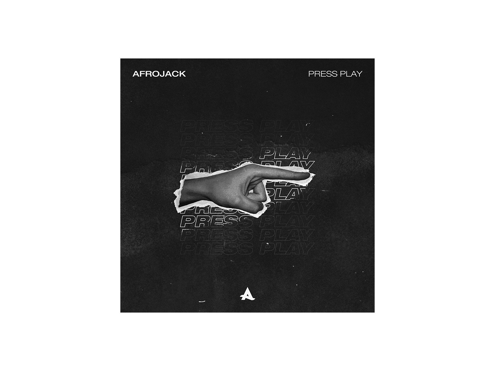 Concept Afrojack single cover