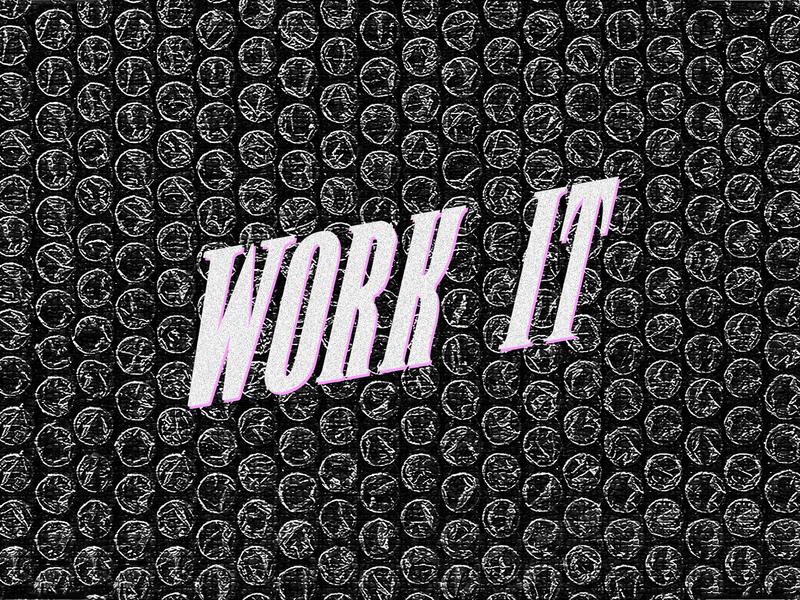 Visual   work it
