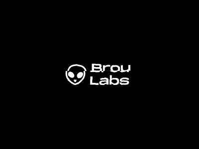 Brou Labs | Logo design illustration art illustration visual type illustrator logo design