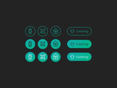 Category UI