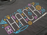 RetailMeNot Hackathon Tee