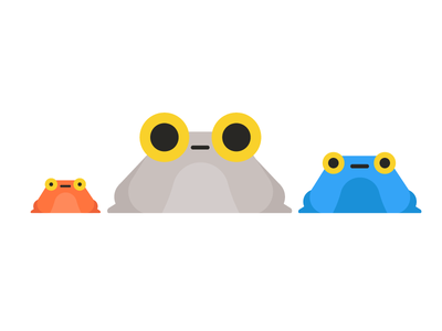 Anxiety Frogs frog