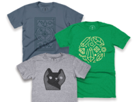 Cottonbureau Trifecta