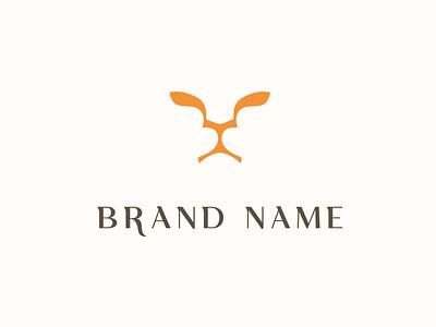BB Lion Logo branding clean bb logo bold brave monogram timeless minimalist creative clever lion luxurious animal design