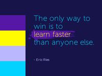 Learn Fast