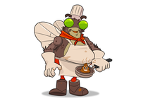 Winged Bug 5: The Fly Chef