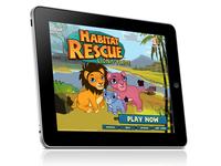 Habitat Rescue: Lion's Pride (Throwback)