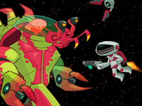 Space Rangers: Jetpack