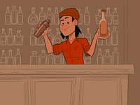 Hip Hop Night: Bartender
