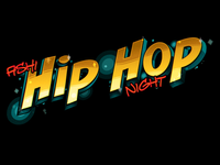 Hip Hop Night Title
