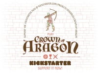 Crown of Aragon Game Crowdfunding