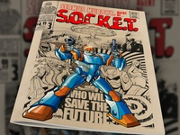SOCKET Throwback Cover