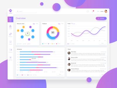 Dashboard color information data visualize ui dashboard