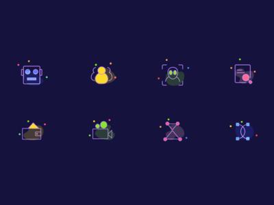 Icon Line line design beautiful dark color system ux ui icon