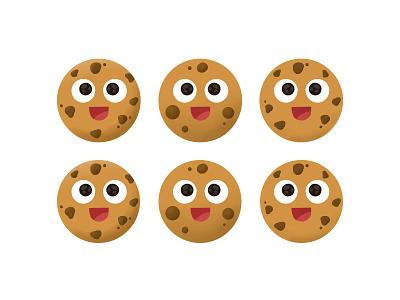 Cookie Options cookies procreate illustration