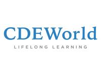 CDEWorld Logo Concept - Version 3