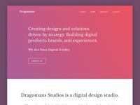 Dragomans Studio WIP