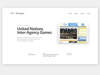 VP-Designs Case Study IAG