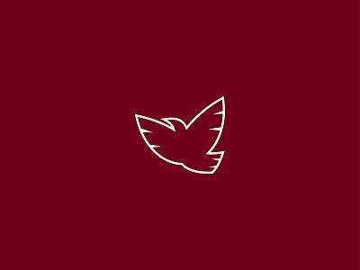 Flying Bird - logo concept concept logo design graphic