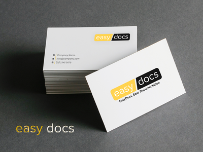 Easy Docs Logo