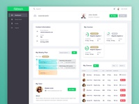 Education Dashboard - Student Role