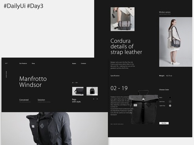 Day 3 Landing Page